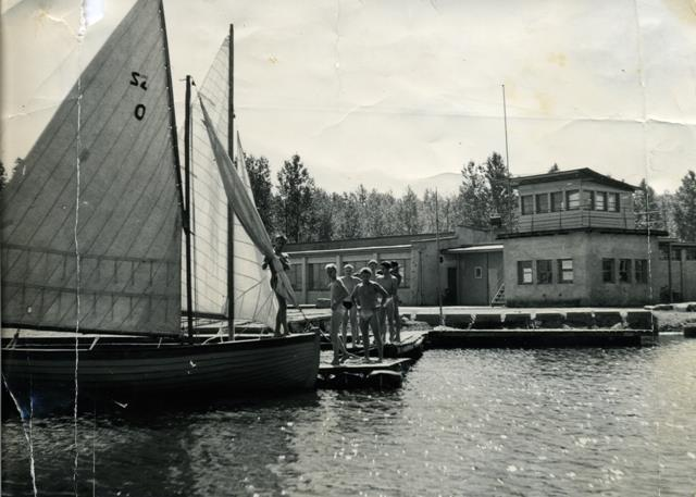 Historia Słupcy na starej fotografii
